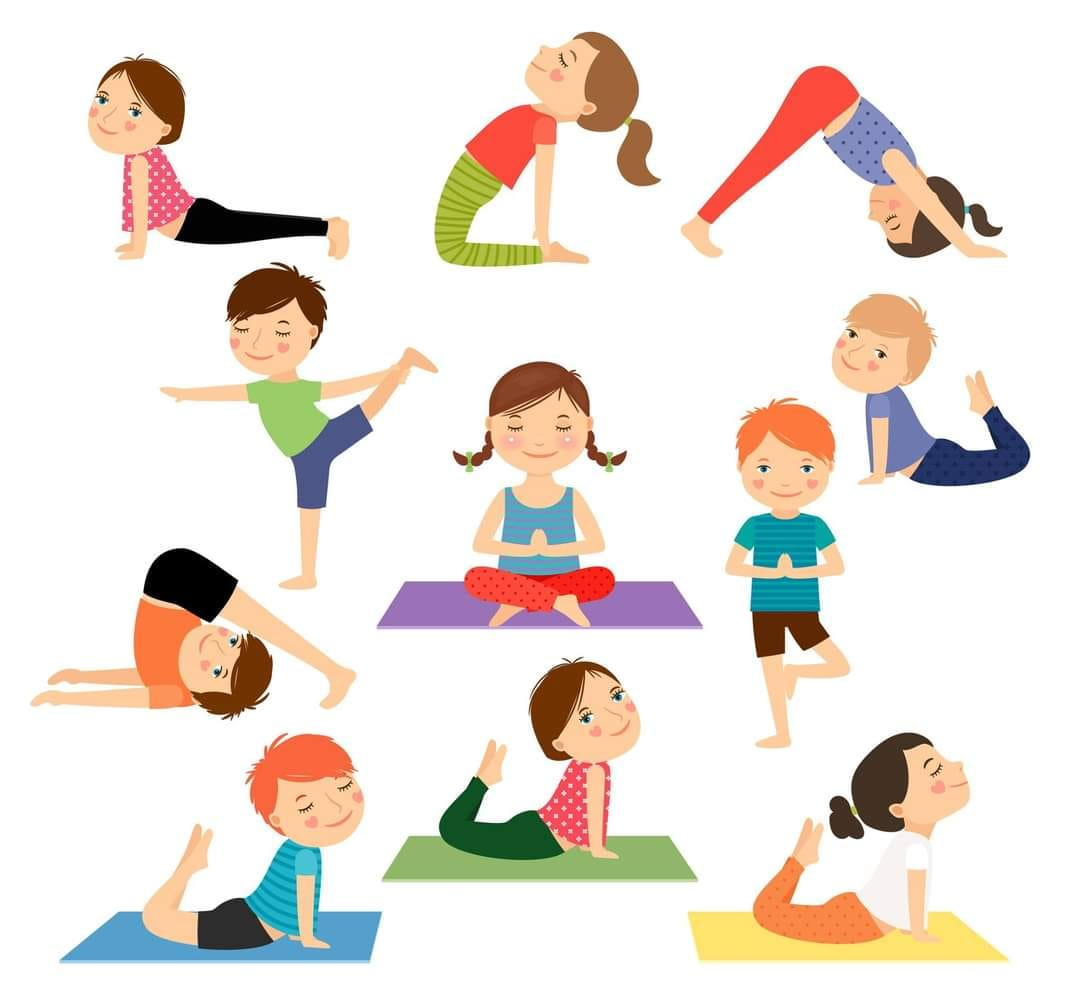Zajecia jogi - grupa Grupa dla dzieci